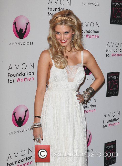 Delta Goodrem  Avon Foundation Awards Gala 2011...