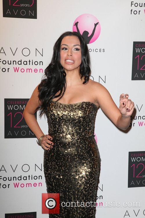 Maia  Avon Foundation Awards Gala 2011 at...
