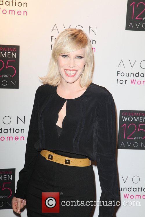 Natasha Bedingfield  Avon Foundation Awards Gala 2011...