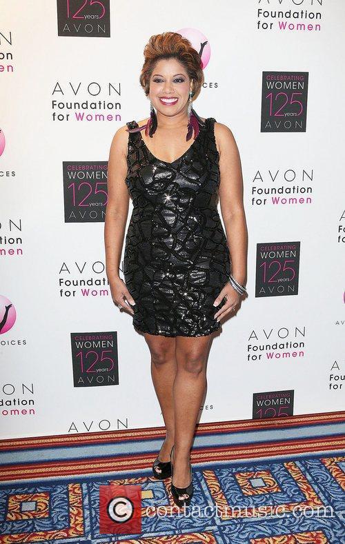 Finalist, Cissy Crutcher  Avon Foundation Awards Gala...