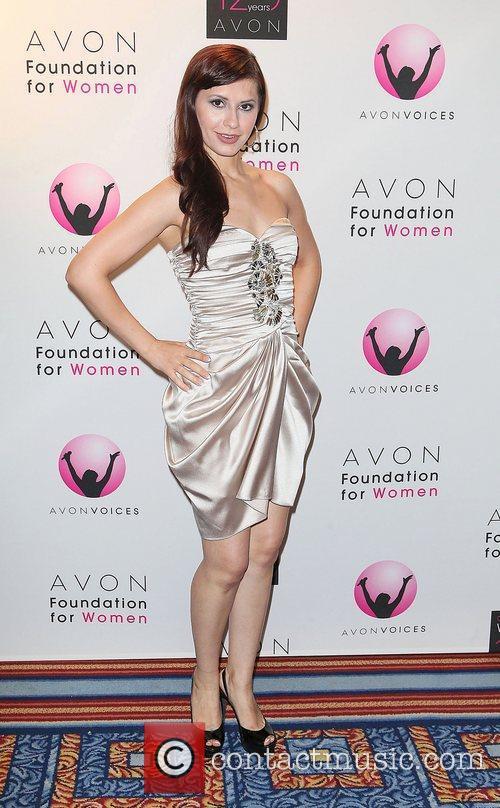 Finalist, Natalia Terekhova Avon Foundation Awards Gala 2011...