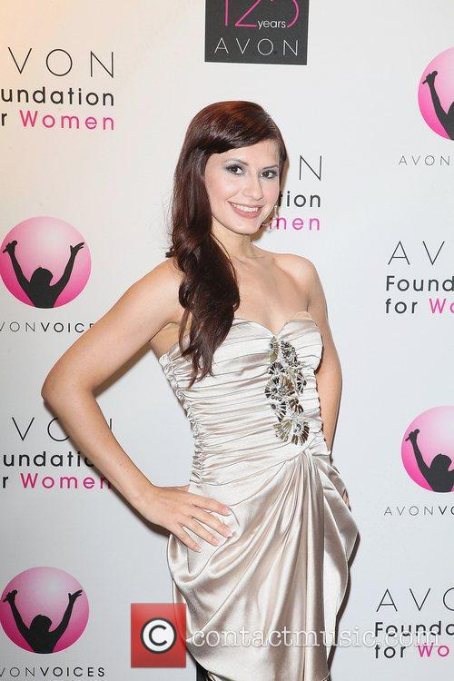 Finalist, Natalia Terekhova  Avon Foundation Awards Gala...