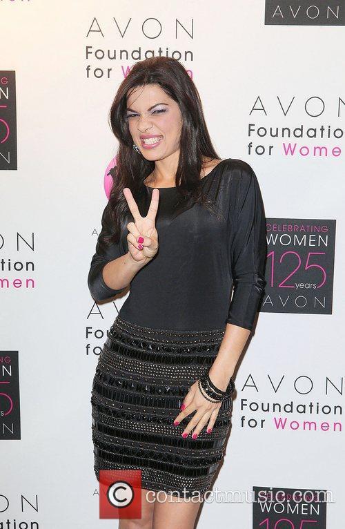 Finalist, Pauline Alencar  Avon Foundation Awards Gala...