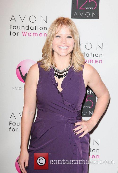 Sarah Hayes Avon Foundation Awards Gala 2011 at...