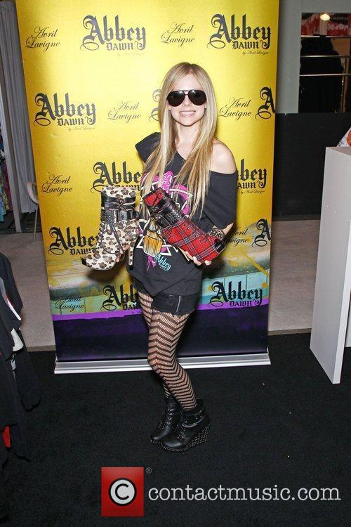 Avril Lavigne and Las Vegas 2