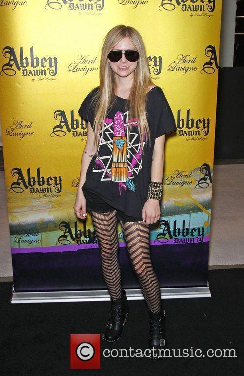 Avril Lavigne and Las Vegas 4