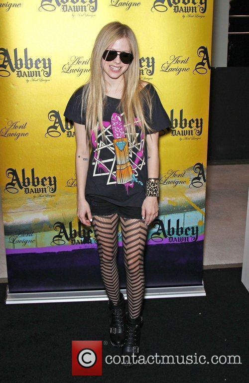 Avril Lavigne and Las Vegas 8