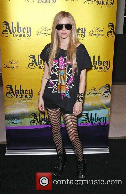 Avril Lavigne and Las Vegas 3