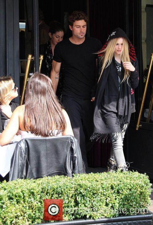 Brody Jenner and Avril Lavigne 1