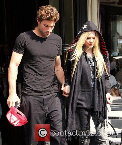Brody Jenner and Avril Lavigne 4