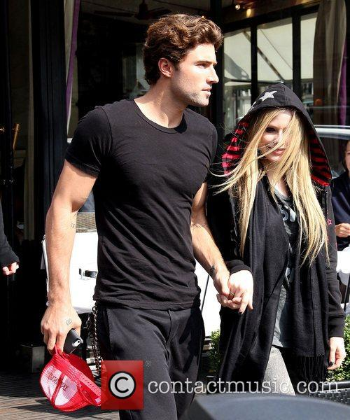 Brody Jenner and Avril Lavigne 7