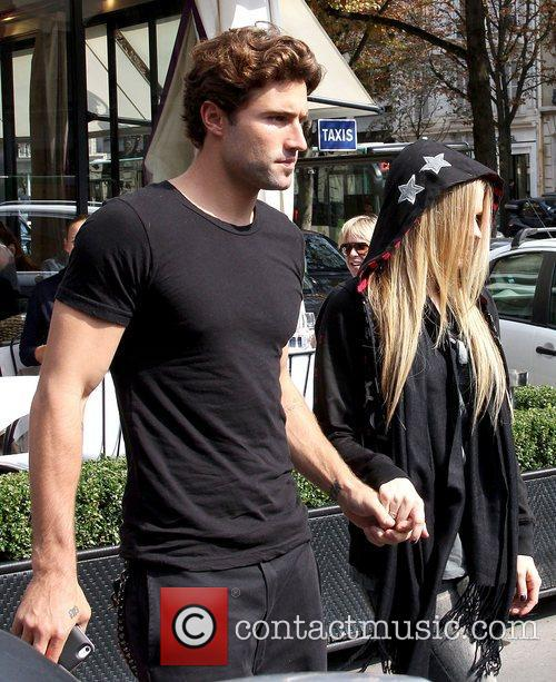 Brody Jenner and Avril Lavigne 8