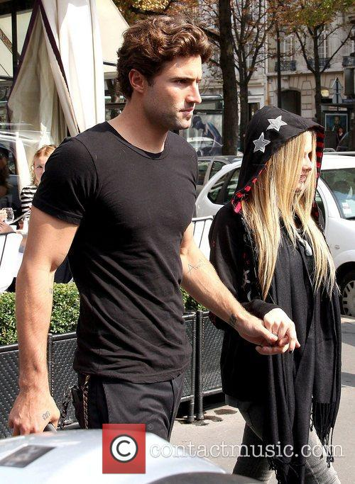 Brody Jenner and Avril Lavigne 9