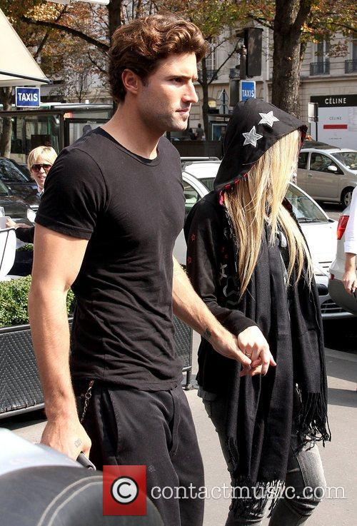 Brody Jenner and Avril Lavigne 10