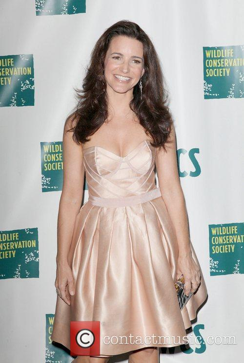 Kristin Davis  The Annual Wildlife Conservation Society...