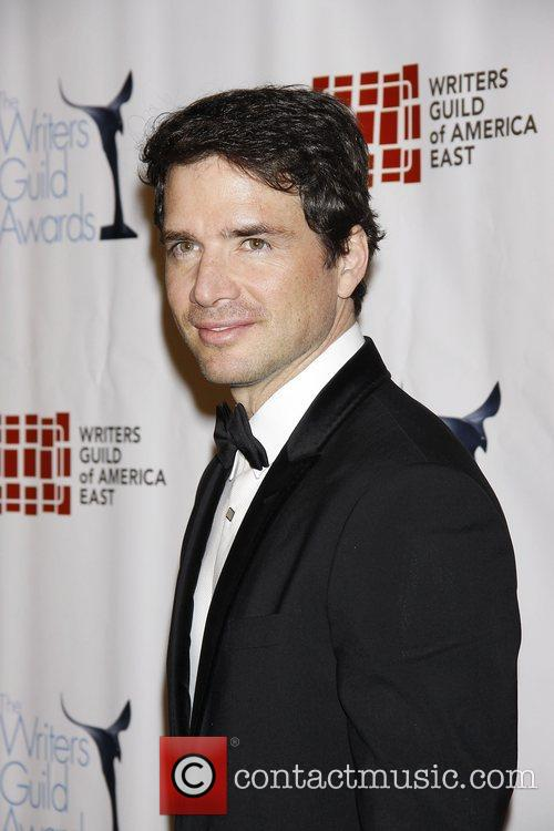 matthew settle. Matthew Settle and Jon Stewart