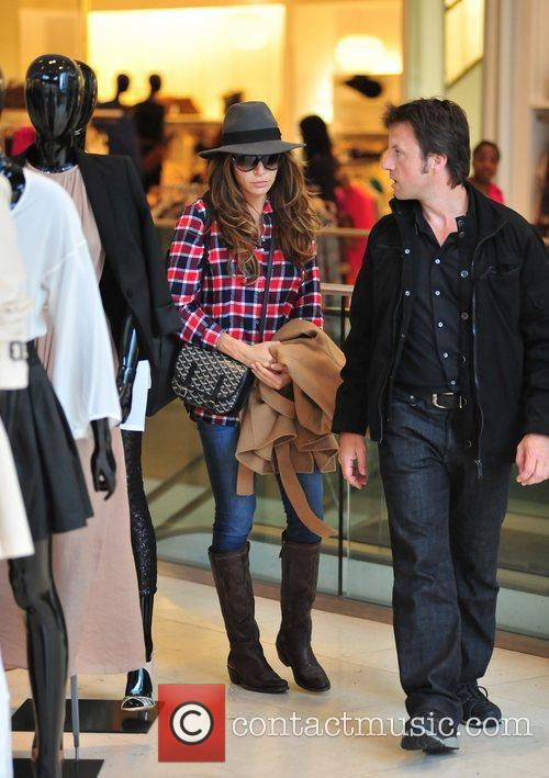 Ayda Field seen out shopping in Manchester Manchester,...