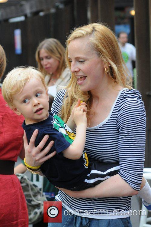 Baby Buggy Bedtime Bash held at Wollman Rink...