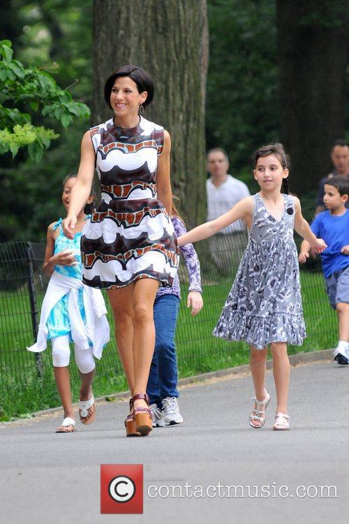 Baby Buggy Bedtime Bash held at Central Park...