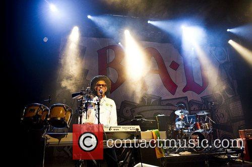 Big Audio Dynamite performing live at Shepherds Bush...