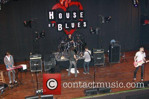 Bad Decisions soundcheck at the House of Blues...