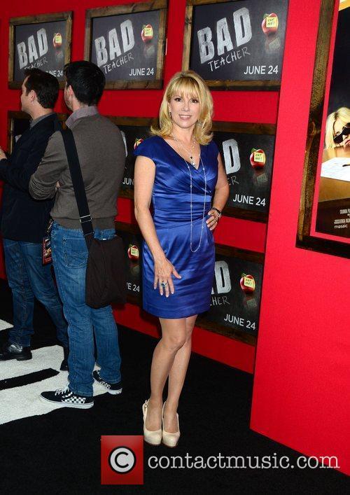 Ramona Singer  World premiere of 'Bad Teacher'...