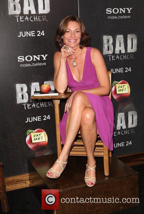 LuAnn de Lesseps  World premiere of 'Bad...