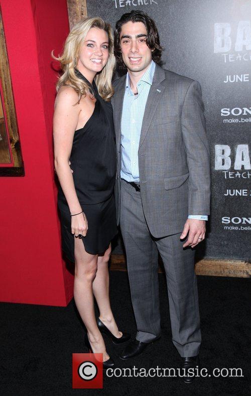 Alicia Backman and Matt Moulson  World premiere...