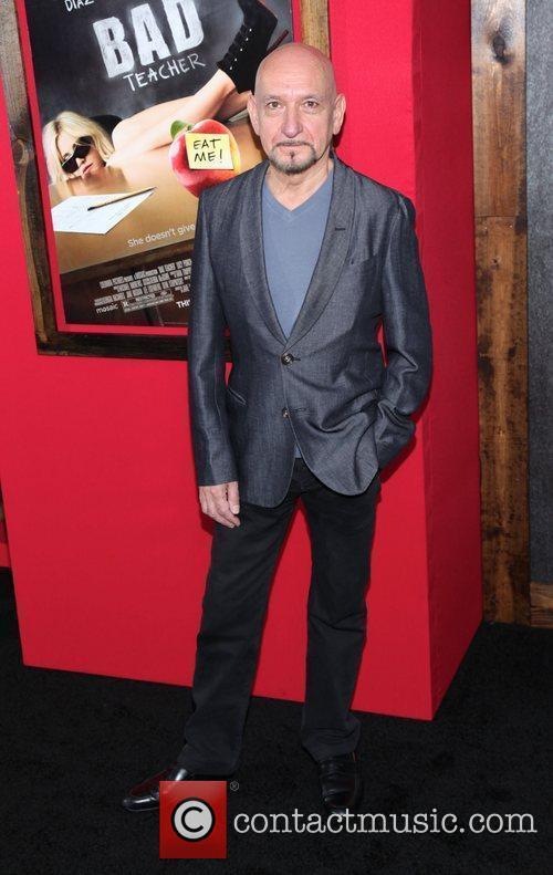Sir Ben Kingsley  World premiere of 'Bad...