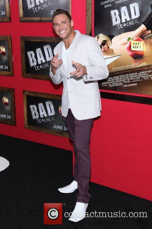 Chris Nirschel  World premiere of 'Bad Teacher'...
