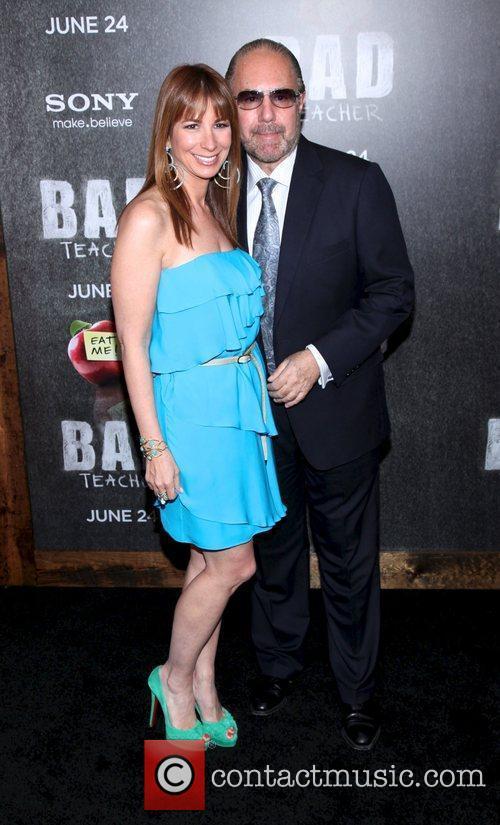 Jill Zarin and Bobby Zarin World premiere of...