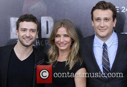 Justin Timberlake, Cameron Diaz and John Segal World...