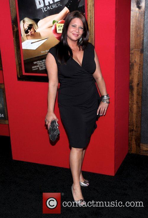 Karen Gravano World premiere of 'Bad Teacher' held...