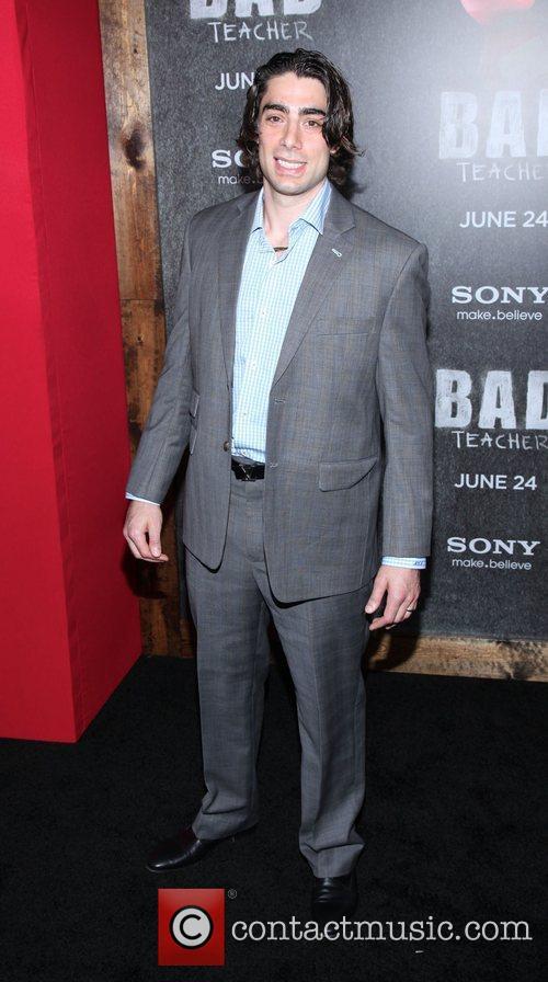 Matt Moulson  World premiere of 'Bad Teacher'...