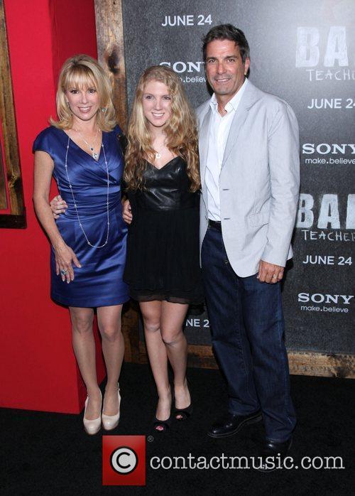 Mario Singer, Avery Singer and Ramona Singer...