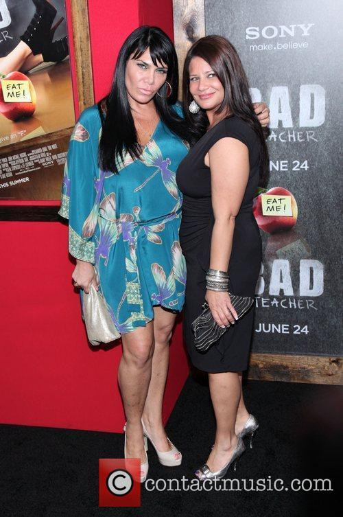 Renee Graziano and Karen Gravano World premiere of...
