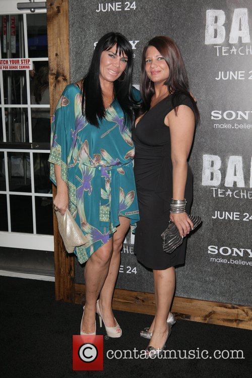 Renee Graziano, Karen Gravano  World premiere of...