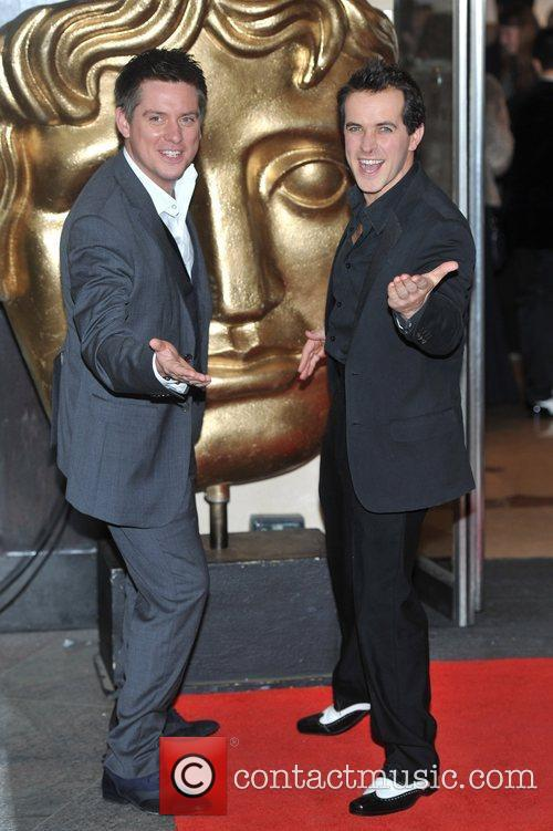 Dick and Dom British Academy Children's Awards held...