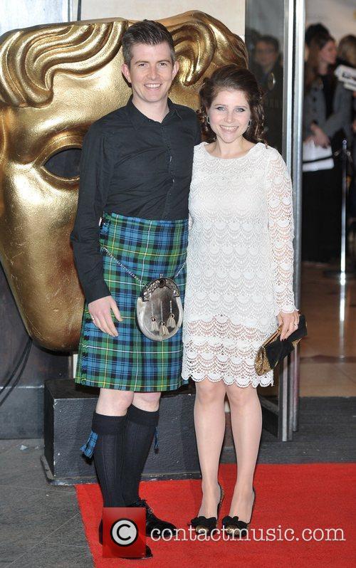 Gareth Malone and guest British Academy Children's Awards...