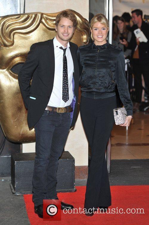 Sam Branson and Isabella Calthorpe British Academy Children's...