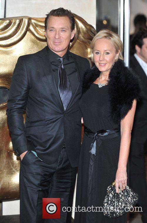 Martin Kemp and Shirlie Holliman British Academy Children's...