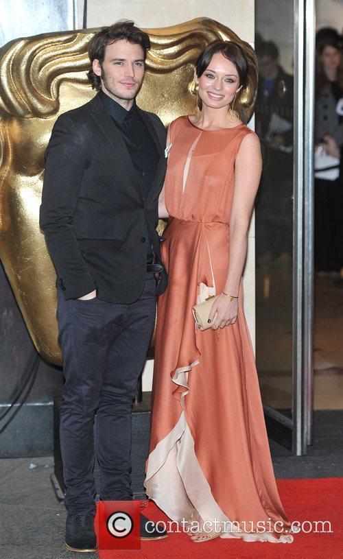 Sam Clafin and Laura Haddock British Academy Children's...