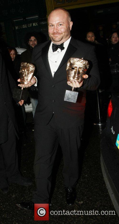 Gareth Unwin British Academy Of Film & Television...