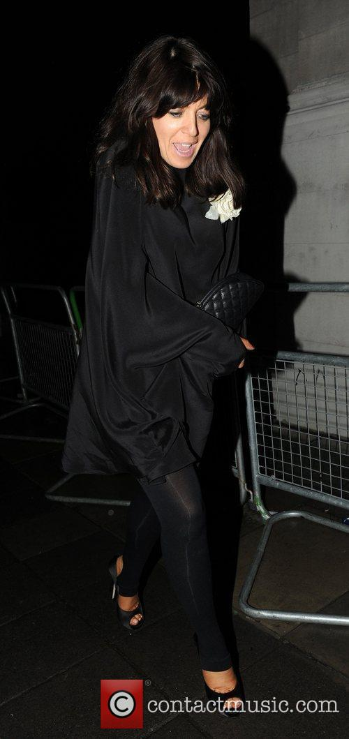 Claudia Winkleman British Academy Of Film & Television...