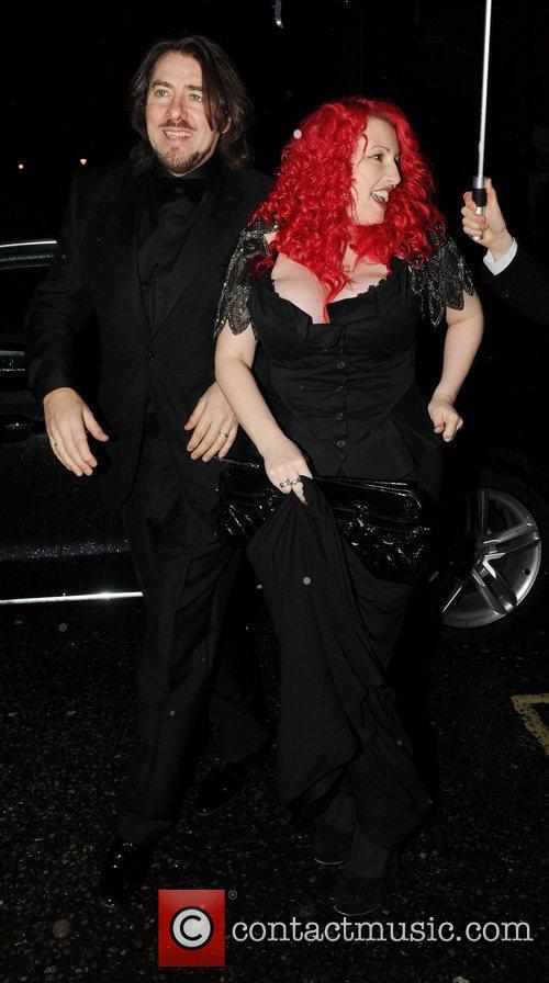 Jonathan Ross and Jane Goldman 1