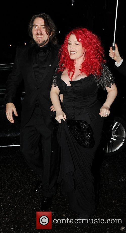 Jonathan Ross and Jane Goldman 4