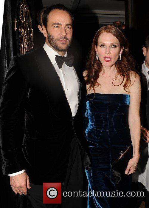 Tom Ford and Julianne Moore 3