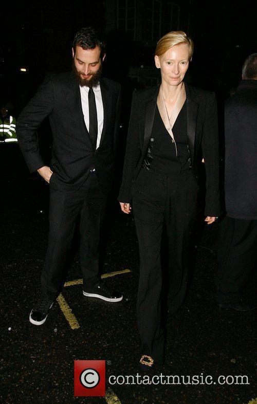 Orange British Academy Film Awards afterparty held at...