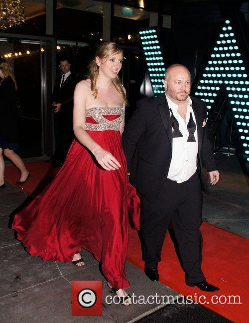 Orange British Academy Film Awards after party held...