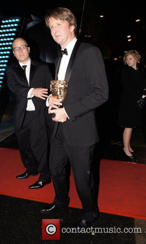 Tom Hooper Orange British Academy Film Awards after...